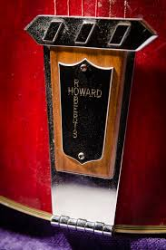 """early 70 s howard roberts one pickup two tones chubbuck """"howard roberts"""" tailpiece"""
