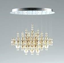 glass bubble chandelier beautiful ball elegant chandeliers design amazing beautifu bubble glass chandelier