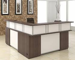 704 72R Causeway Modular Collection L Shaped Reception Desk 72
