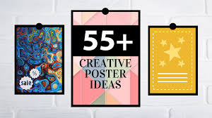 Classic Chart Patterns Poster 55 Creative Poster Ideas Templates Design Tips Venngage