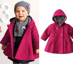 pea coat for toddler boy girl coat toddler children solid jacket kids clothes long sleeve hooded pea coat for toddler boy classic wool
