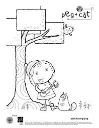 Small Picture Cat Board Games Coloring Coloring Pages