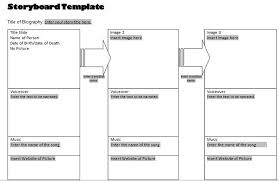 storyboard template free download 40 professional storyboard templates examples