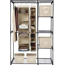 whitmor double rod freestanding closet assembly instructions