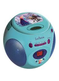 Frozen Light Up Boombox Shop Lexibook Disney Frozen Radio Cd Player Online In Dubai