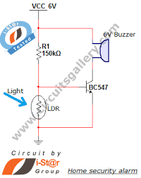 laser security alarm circuit diagram motorcycle schematic laser security alarm circuit diagram circuit diagram of home security alarm laser security alarm