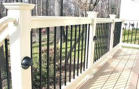 patio railing ideas popular porch front