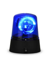 Led Blue Police Lights Eastwood Blue Led Rotating Police Warning Light Sensory