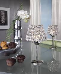 Kristall Kerzenständer Teelichthalter Noelle Teelichthalter Kerzenhalter Kerzenleuchter Tischdeko Gastgeschenke Silber Weihnachten Weihnachten Deko