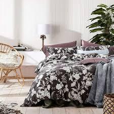 exotic modern fl print bedding