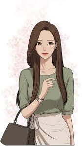 True beauty adalah drama korea terbaru bergenre komedi romantis yang menceritakan kisah im joo kyung (diperankan oleh moon ga young), yang merasa tidak percaya diri dengan penampilannya. True Beauty Episode 13 Anime Art Girl Girls Cartoon Art True Beauty