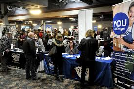 Jobs In Racine Area More Than 500 Attend Spring Hiring