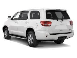 2014 Toyota Sequoia Reviews and Rating | Motor Trend