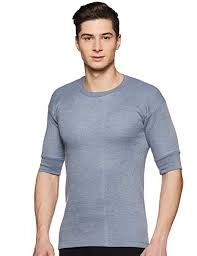 Rupa Thermocot Mens Cotton Thermal Top Amazon In Clothing