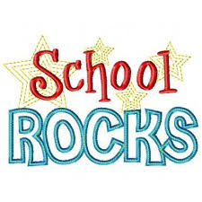 Image result for our school rocks