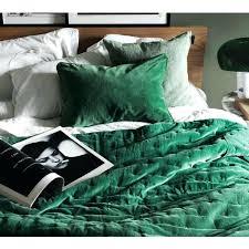 emerald green bedspread velvet bedspread in d green throw bedding sets emerald green doona cover emerald green bedspread