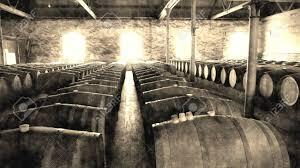 storage oak wine barrels. Wonderful Oak Aged Photo Of Historical Wine Barrels In Winery Storage Area Featuring Rows  Oak After Throughout Storage Oak Wine Barrels
