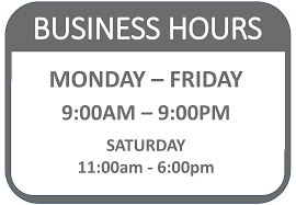 Hours Of Operation Template Free Free Business Hours Signage Templates At Allbusinesstemplates Com