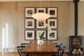 Decorating with black and white photography dining room contemporary with  saucer pe