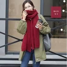 купите chunky <b>knit scarf</b> с бесплатной доставкой на АлиЭкспресс ...