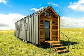 tiny house reviews. Tumbleweed Tiny House Wood And Metal Exterior By Company Reviews