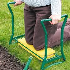 garden kneeler ideas