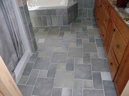 bathroom tile floor patterns. Fine Bathroom Bathroom Flooring Ideas Help To Change Looking U2014 The New Way Home  Decor In Tile Floor Patterns L