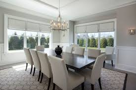grey and white dining room. Plain White Gray And White Dining Room With Contemporary Chandelier To Grey And White Dining Room H