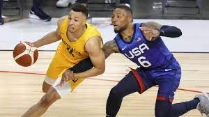 Boomers vs Team USA, basketball news ...
