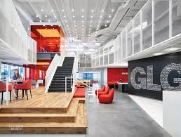 best corporate office interior design. gerson lehrman group by clive wilkinson architects 2016 best of year winner for midsize corporate office interior design t