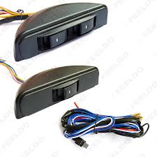 online get cheap power window wiring harness aliexpress com Window Switch Wiring Harness new universal crescent power window 3pcs switches with holder & wire harness fd 3436 window switch wiring harness