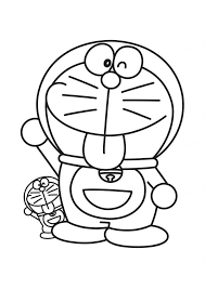 Print doraemon coloring pages for free and color our doraemon coloring! Coloring Book For Kids Doraemon