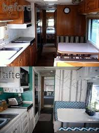 40 Interior Design Ideas For Camper Van MINIMALIST MOBILE HOME New Van Interior Design Interior