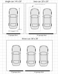 garage door widthsGarage Doors  Standard Singlege Door Dimensionsstandard Opening