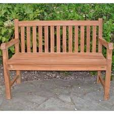 easy teak outdoor bench seat furniture sydney