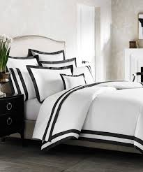 black and white bed covers. Wonderful White Throughout Black And White Bed Covers W