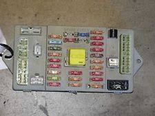 bentley other 1999 bentley arnage right hand front footwell fuse box pm23400pc