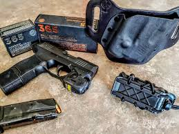 Sig P365 With Light 9 Best P365 Upgrades Holsters We Use Daily 2019 Pew