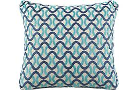 teal accent pillows. Perfect Pillows ISofa Gossamer Caspian Accent Pillows Set Of 2 Throughout Teal L
