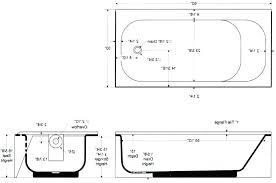 standard bathtub dimensions dimensions of a bathtub standard bathtub dimensions bathtub size freestanding oval photo 1 standard bathtub dimensions