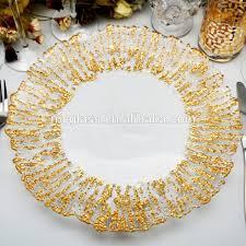 bulk wedding charger plates mini bridal