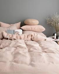 these colours poederig linnen van de keuken dusty rose beddingdusty pink