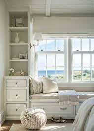 bedroom window seat cushions. Fine Cushions Window Seat Pillows Bedroom With Beige Linen Cushion Cottage  Throughout Cushions A