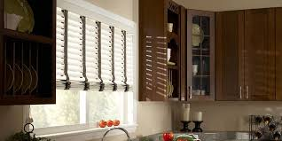 kitchen blinds faux wood