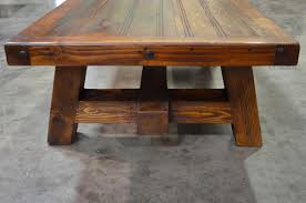Full Size Of Coffee Table:magnificent Large Rustic Coffee Table Barnwood  Coffee Table Rustic Modern ...
