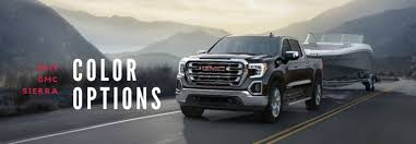 2019 Gmc Yukon Color Chart What Are The Exterior Paint Color Options For The 2019 Gmc