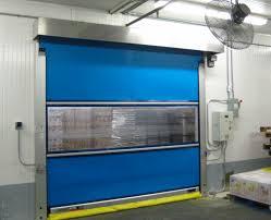 High Speed Rolling Doors — Rice Equipment Co., Loading Dock & Door ...