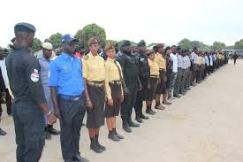 Security Personnel Security Personnel Trains On Vip Protection The New Gambia