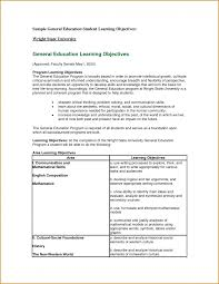 Generic Objective For Resume Objectives In Resumes Strikingly Beautiful Generic Objective For 19