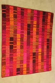 12 best Silk quilts images on Pinterest | Quilting ideas, Red and ... & Red silk quilt. I think it looks like DNA! Adamdwight.com
